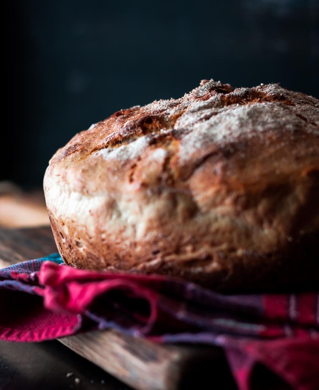 chleb bez zagniatania 037
